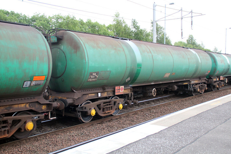 TEA 87477 at Coatbridge 20/06/13.
