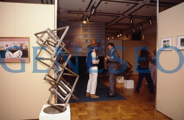 Faculty Art Exhibit 1983