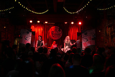 Erik Chandler, Two Tens, The Dollyrots - 3 Links Dallas - 3.23.17