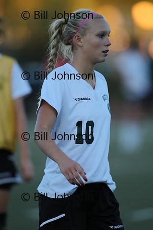 Girls Var Soccer Westwood v Millis 9_14_10