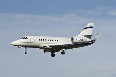 Falcon 2000LX