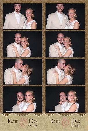 Katie & Dan 7/9/2016