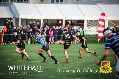 Match 1 - Hampton School VS Kirkham Grammar School