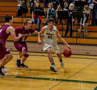 Set seven: Boys Varsity Basketball v Northwest 12/05/2018