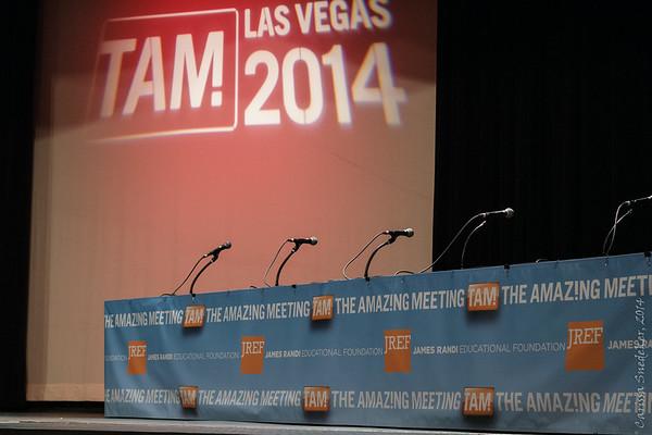 The Amaz!ng Meeting, 2014