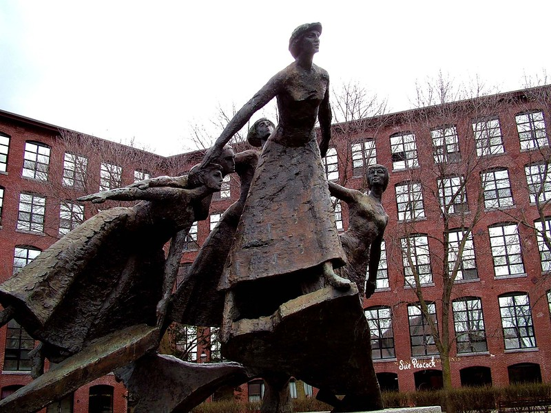 Homage to Women sculpture ~ by Milo Kaufman