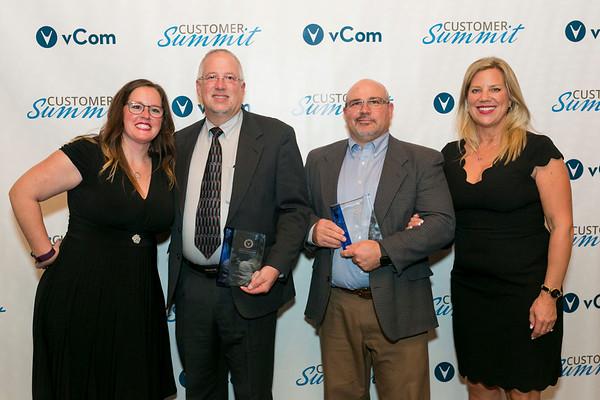 vCom Solutions Customer Summit 10.18.18