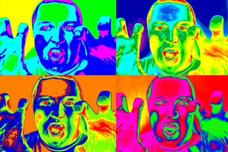 Pop Art at it's worst.... 31/365 3/3/13