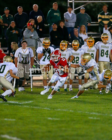North Attleboro vs Bishop Feehan 2013