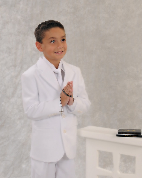 Pasquale's-communion portraits