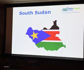 2019 - Sudan Fundraiser