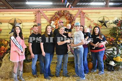 2017 Trinity Community Fair Animal Awards