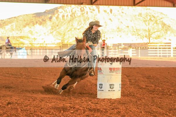 Barrel Racing (Friday 11-8)