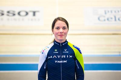 Portret Laurine van Riessen