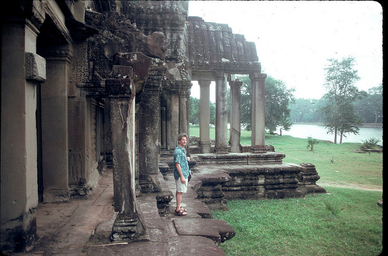 Angkor Wat is the world's largest religious building