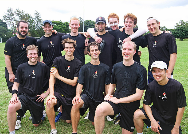 Firestorm D. Ultimate Disc, the Ides of March. Photography by Trent Williams