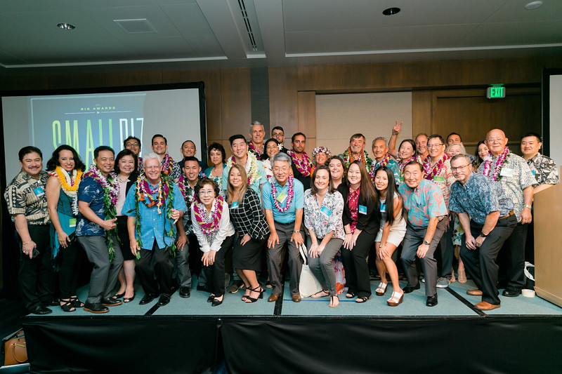 Hawaii Small Business Awards 2019 (FHB - Event Photos)