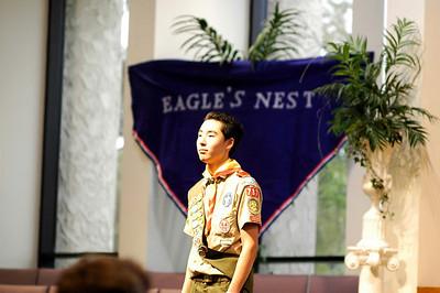 9/10/2005 - Bryan Bae's Eagle Court of Honor