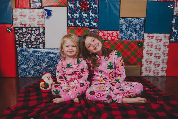 Christmas PJs 2018