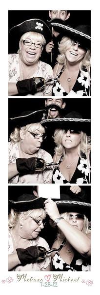 LA 2012-07-28 Melissa & Michael