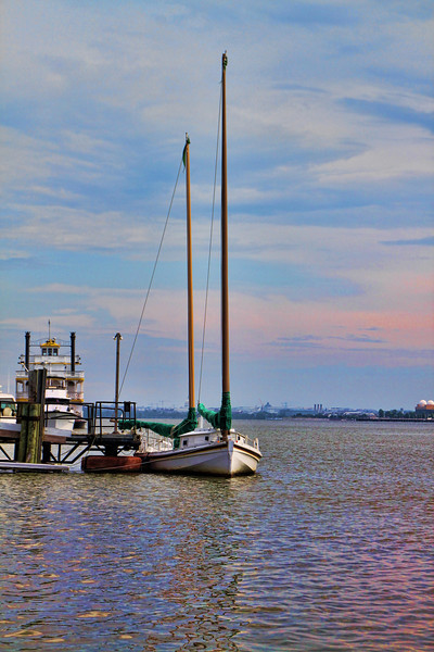 Cruising The Potomac, Wash, DC