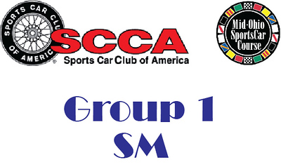 2018 Group 1 Fall SCCA Regional at Mid Ohio