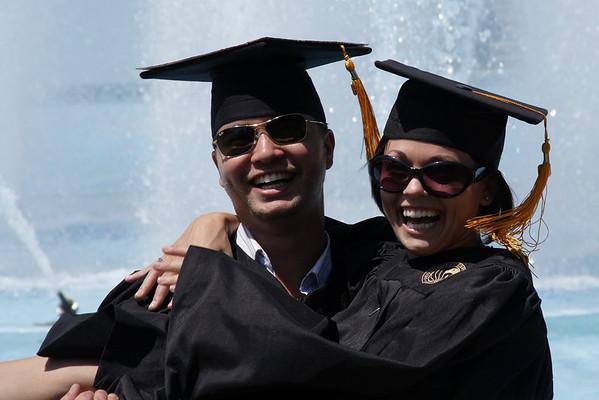 Michael's College Graduation!