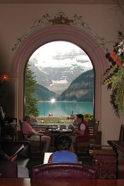Jasper Park Lodge, Lake Louise, and Columbia Ice Fields. Alberta, Canad. Photos by Richard Middleton. www.geativer.com