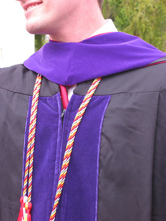 Chris' Graduation from Law School