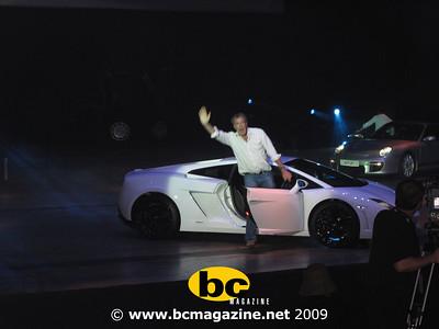 top gear live @ hkcec | 22 febraury 2009
