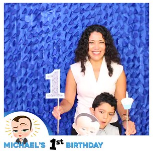 Boomerangs - Michael's 1st Birthday Party