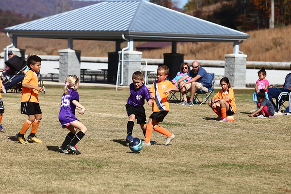 2020-11-7 AYSO Soccer Game