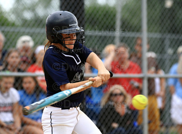 Varsity - Barrington vs New Trier (4A Sectional Final) - 06-01-13