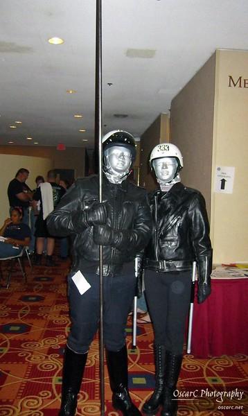 DC*05 Hallway Costumes (Saturday)