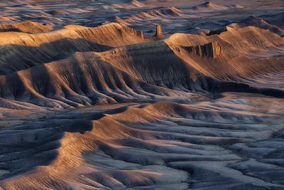 Badlands of Utah