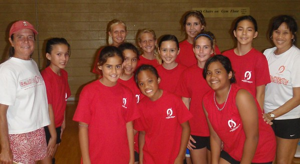 2009 Volleyball