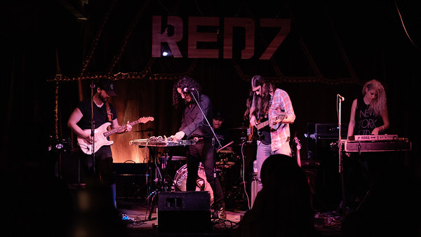 Obscured by Echos at Red 7, 8/27/2015