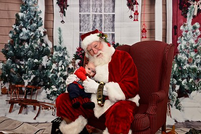 BCAH - Holiday Photos with Santa - 2019