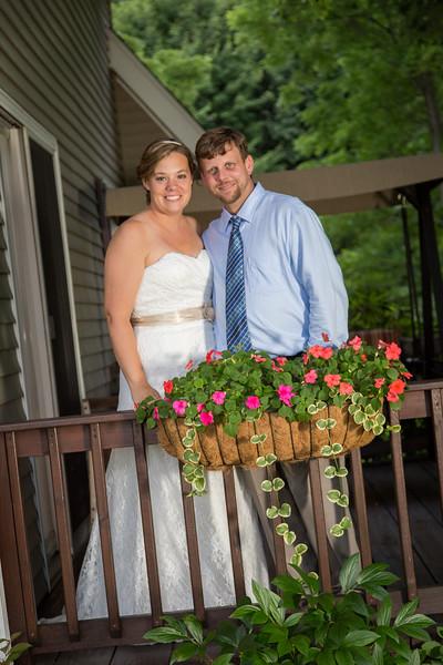 Chris & Becky 6-27-15