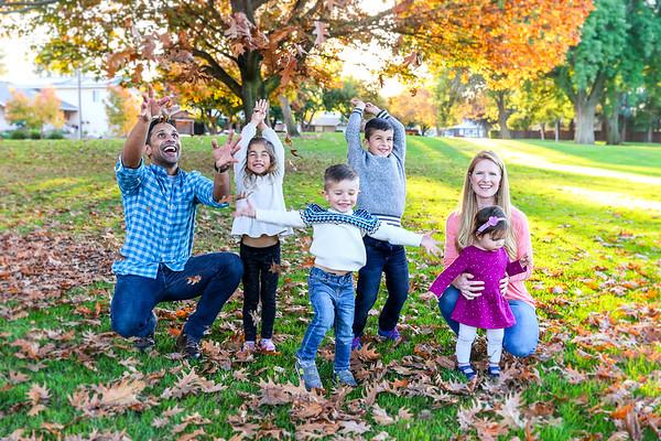 Mathew Family 11.17.19