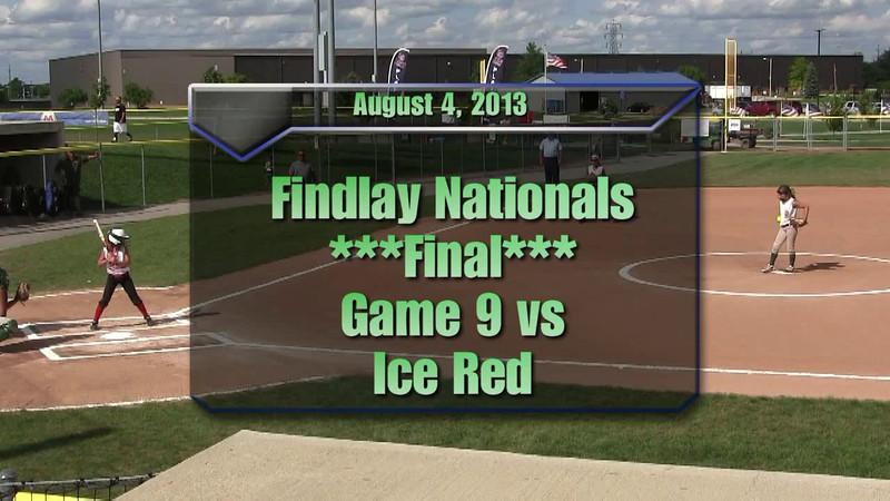 Findlay nationals Game 9