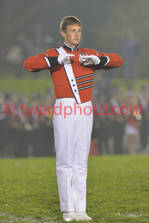 2014 CHS Marching Band