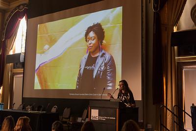Celebrating Women in New Media Arts