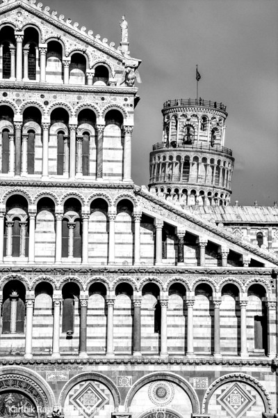 Pisa, Naples, Pompeii