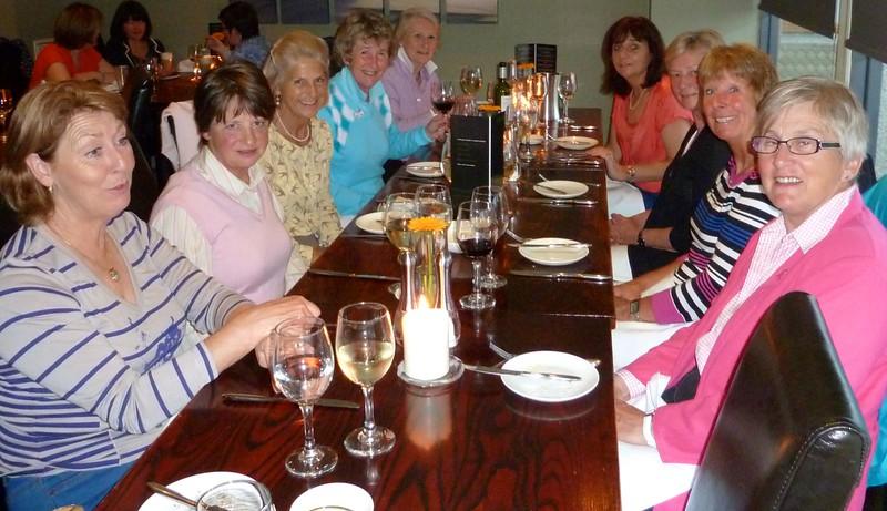 2012 Scottish Seniors Supper and Social