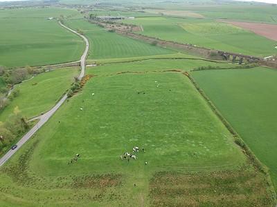 Blatobulgium Roman Fort, Birrens, Dumfriesshire