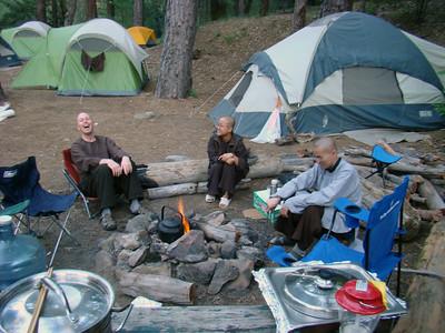 Yosemite - with Deer Park Monastics - 2012