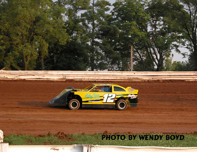 Williams Grove Speedway-PA 8-1-09
