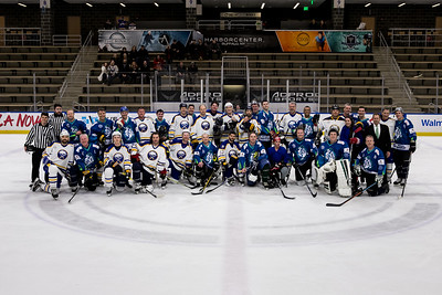 Sabres Alumni vs Esquires 3-18-19
