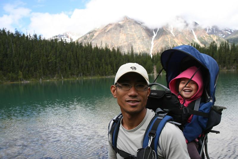 2012-July: Short trip to Jasper National Park, Alberta